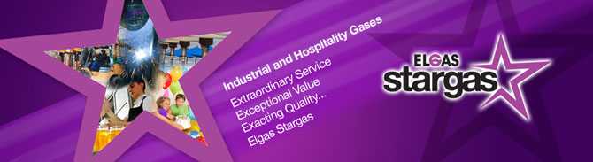Srargas Industrial & Hospitality Gases
